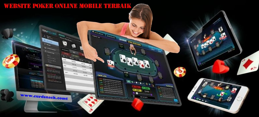 Website Poker Online Mobile Terbaik